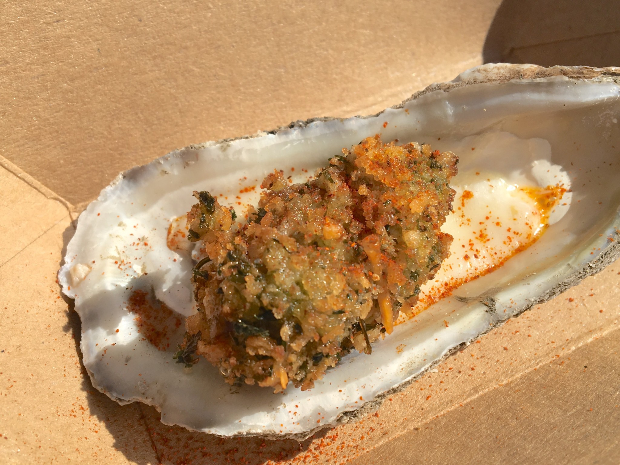 The Mississippi Seafood team won Chef's Choice and the Rockefeller category.